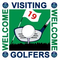 Visiting Golfers Welcome Scheme Logo